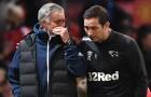 Mourinho tiết lộ điều tâm sự với Lampard sau trận thua Derby County