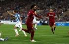 Salah phản pháo những chỉ trích sau khi ghi bàn thắng quý hơn vàng