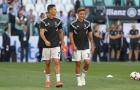 Juventus nhận tin cực vui trước cuộc đối đầu với Man Utd