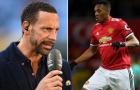 Không ghi bàn trận Juve, Martial nhận ngay thông điệp từ Ferdinand