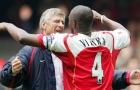 Wenger chỉ ra 2 cái tên của Arsenal ngang tầm với Patrick Vieira