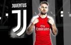 Hết kiên nhẫn, Juventus gửi tối hậu thư cho Ramsey