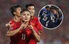 Thắng nhẹ Phlippines, ĐT Việt Nam sắp sánh ngang kỷ lục của ĐT Pháp