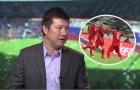 BLV Quang Huy: 'Có điểm trước Iran giá trị còn hơn vô địch AFF Cup'