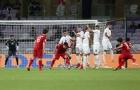 4 điều trùng hợp giữa bàn thắng vào lưới Yemen và cầu vồng ở Thường Châu