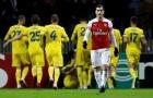 Cựu sao Arsenal không hài lòng về 2 cái tên trong trận gặp Borisov