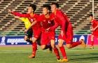 Trang chủ AFC dùng 2 từ để miêu tả chiến thắng của U22 Việt Nam