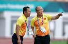 Trợ lý Lê Huy Khoa lên tiếng về khả năng tái hợp với thầy Park ở U23 Việt Nam