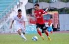 Giành thắng lợi 5-3 sau loạt đấu súng, Nam Định giành vé dự vòng 16 đội
