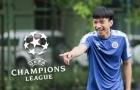 Báo Trung Quốc: Chú ý, Đoàn Văn Hậu sáng cửa dự UEFA Champions League hơn cả Wu Lei