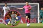 'Messi Lào' nói điều thật lòng sau khi sút tung lưới Đặng Văn Lâm