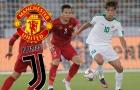 Man Utd, Juventus đồng loạt 'say nắng' trước hung thần của ĐT Việt Nam