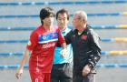 HLV Park Hang-seo có nên mạo hiểm với 'canh bạc Tuấn Anh' ở King's Cup?