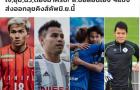 ĐT Thái Lan nhận 1 lúc 4 tin vui trước thềm King's Cup 2019