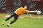 Đặng Văn Lâm nhận số điểm 'kịch sàn' trong ngày Muangthong bị loại khỏi League Cup