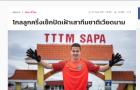 Báo Thái Lan: Thủ môn Việt kiều vẫn kiên định với giấc mơ ĐT Việt Nam