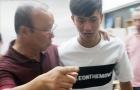 Lo lắng cho Văn Đức, thầy Park đưa ra động thái quyết liệt