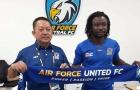 Xác định cầu thủ Việt Nam thứ 2 đến Thai-League 2 thi đấu
