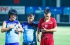 Sao HAGL dính chấn thương nặng, phải nhập viện sau trận đấu với U18 Việt Nam