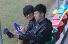 HLV Park Hang-seo nhận thông tin cực vui từ chấn thương của Đình Trọng