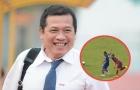 Trưởng ban trọng tài VFF: Quả penalty ở Tam Kỳ là xác đáng