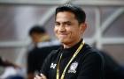 HLV Kiatisak: Cầu thủ ĐT Việt Nam không kỹ thuật như Thái Lan
