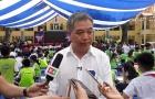 Sếp lớn CLB Hà Nội nhận án kỷ luật sau sự cố pháo sáng sân Hàng Đẫy