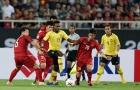 Tuyển thủ Malaysia: Chúng tôi mạnh hơn ĐT Việt Nam, sẽ lấy 3 điểm ở Mỹ Đình