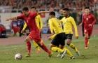 BLV Quang Huy: 'ĐT Việt Nam vẫn xếp trên Malaysia 1 bậc'