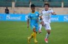 Minh Vương lập cú đúp, HAGL đẩy Sanna Khánh Hoà xuống hạng trực tiếp