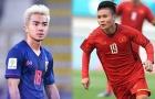 Quang Hải đối đầu 'Messi Thái' ở hạng mục cầu thủ xuất sắc nhất ĐNA