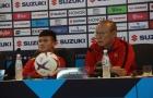 HLV Park Hang-seo và Quang Hải bất ngờ nhận tin vui từ FIFA trước trận gặp UAE