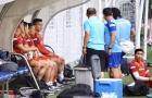 Vì 1 lý do, thầy Park yêu cầu 5 tuyển thủ U22 Việt Nam phải tập riêng