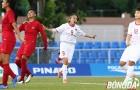 Vượt mặt Thái Lan, ĐT Việt Nam đứng đầu bảng B, gặp Philippines ở Bán kết