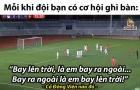 Cười vỡ bụng với loạt ảnh chế trận U22 Việt Nam thắng Singapore