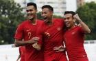 Vùi dập Lào, Indonesia nối gót U22 Việt Nam vào Bán kết