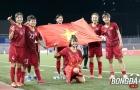 Đoạt HCV SEA Games, ĐT nữ Việt Nam nhận mức thưởng 'khủng' chưa từng có