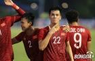 Truyền thông Trung Quốc: Bóng đá Việt Nam đã hoàn toàn vượt mặt chúng ta