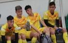 Đình Trọng đá chính trong ngày U23 Việt Nam thua sát nút Bahrain