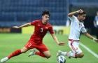 Lá chắn thép U23 Việt Nam: 'Em chơi tệ và cảm thấy rất buồn'