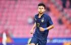 U23 Thái Lan nhận hung tin từ chân sút số 1 sau trận thua Australia