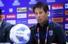 HLV Nishino gọi tên 4 cầu thủ xuất sắc của U23 Thái Lan trong trận hoà Iraq