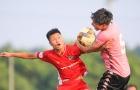 Đoàn Văn Hậu 'tả xung hữu đột' ở trận đầu tiên cho CLB Hà Nội trong năm 2020