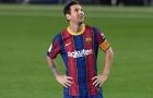 VAR đã cướp 1 quả phạt đền của Messi?