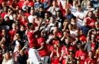 Góc giả thuyết: Man Utd đang nằm đâu trên BXH nếu không có penalty?