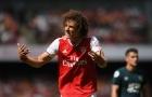 Emery: 'Cậu ấy tới Arsenal muộn nhưng rất tận tâm với đội bóng'