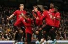 'Man Utd mạnh như Barca, Liverpool... chúng tôi không thể cạnh tranh với họ'