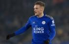 Jamie Vardy đi vào lịch sử Leicester City