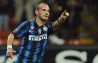 Sneijder: 'Tôi có thể có một sự nghiệp như Ronaldo hay Messi nhưng...'