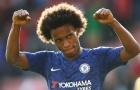 Willian tiết lộ bến đỗ trong mơ nếu rời Chelsea